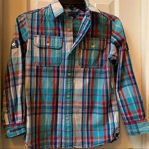 Tommy Hilfiger Casual Boys Shirt